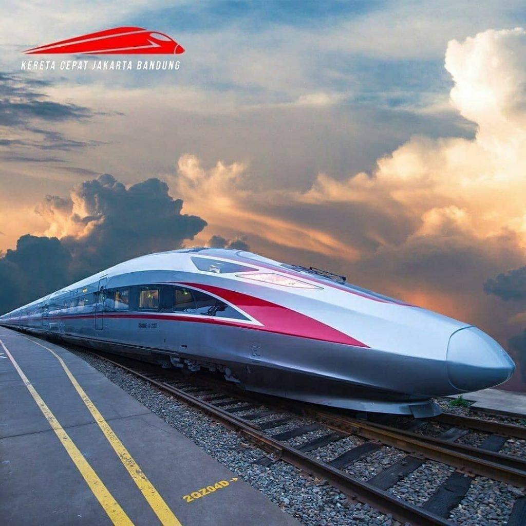 Kereta Cepat Jakarta Bandung Hanya 45 Menit? WOOW !!!