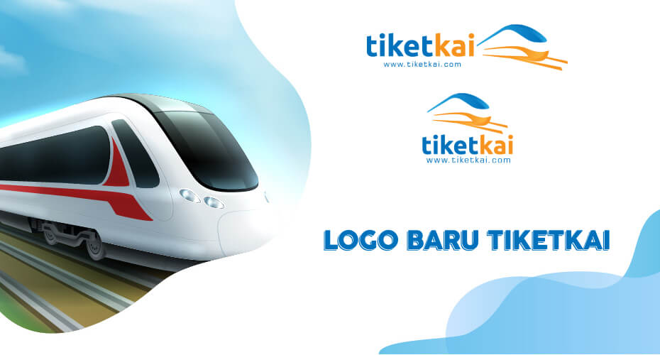 Kabar Hot! TiketKAI.com Ganti Logo dan Tampilan, Beli Tiket Kereta Mudah