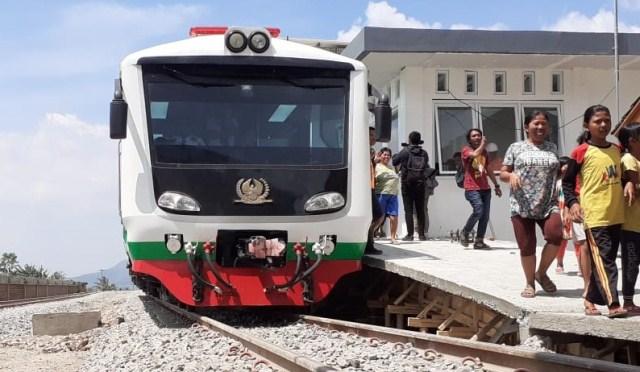 Kereta Api Jakarta akan Tembus ke Garut Kota Segera !!