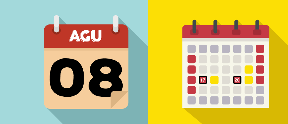 kalender agustus 2020