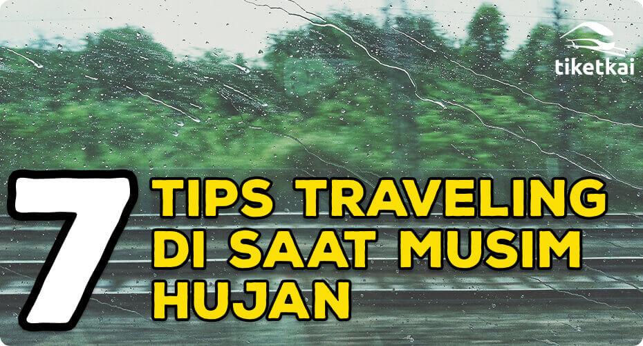 tips traveling musim hujan