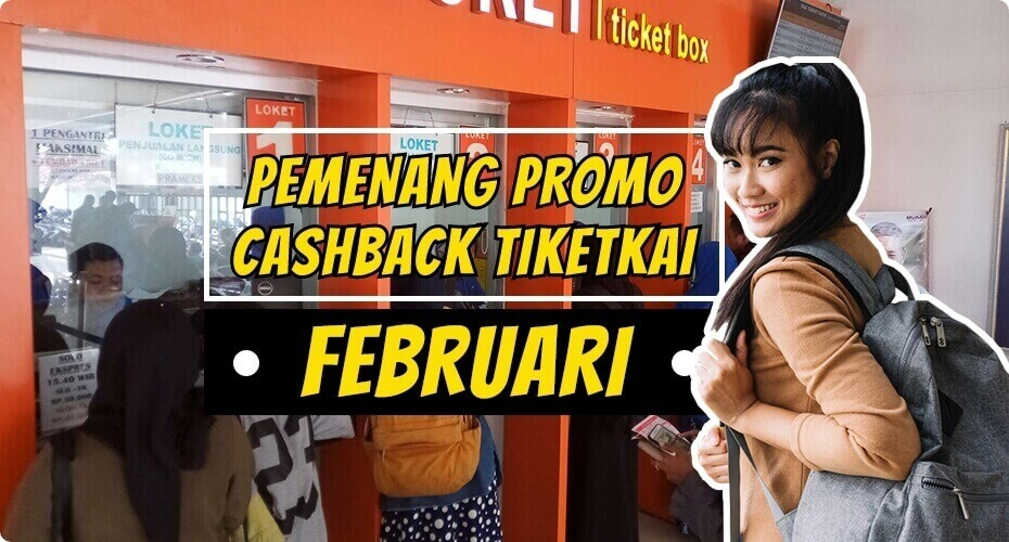 promo cashback tiket kereta
